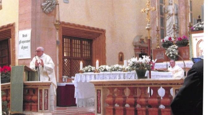 Prima messa di don Giovanni Canteri - 30 Gennaio 2003